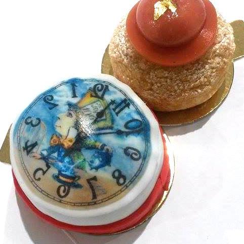 Dorchester-Spatisserie-Cake