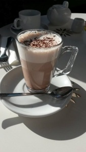 Skinny but scrummy Hot Chocolate!