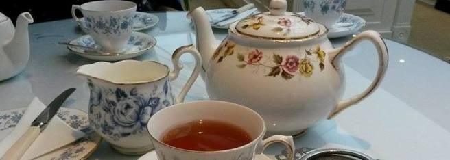 Vintage Tea Totnes