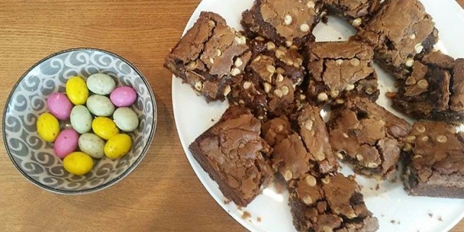 Brownie-Recipe-Easter-Devon