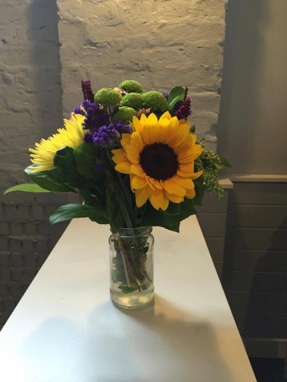 Finch_Flowers